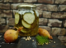 Pickles preserves