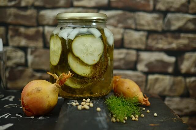 Pickles preserves