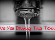 Fluoridated water