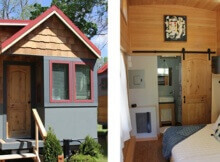 Tiny home example