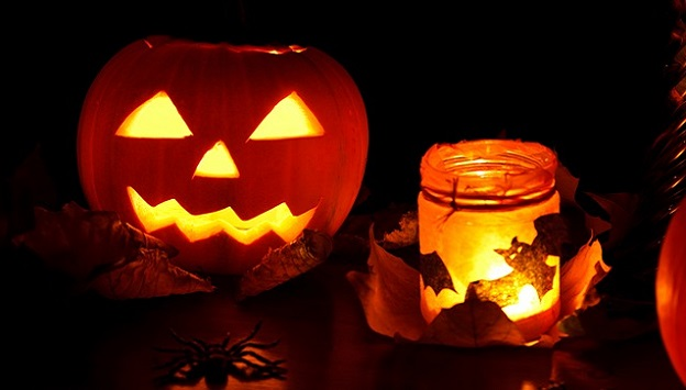 Eco-friendly Halloween decoration ideas