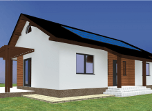 Off-grid housing sustainable future