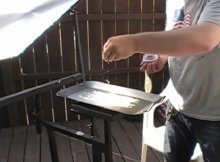 How to build a DIY solar grill