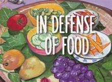 Healthy eating tips - Michael Pollan