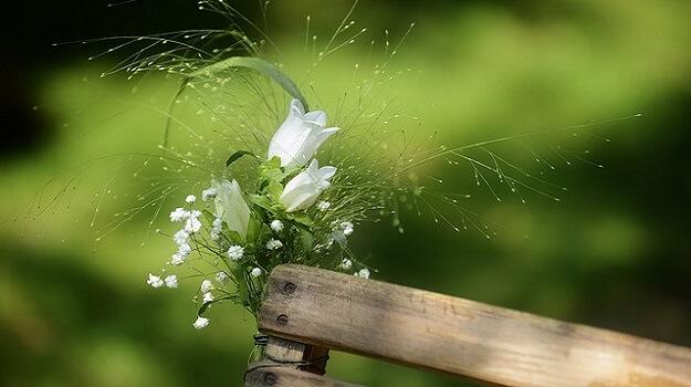Sustainable wedding tips