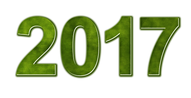Green resolutions for 2017