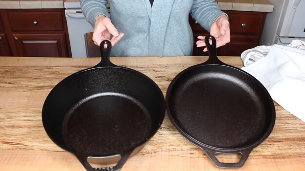 How to season cast iron pots and pans