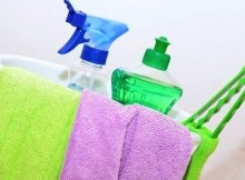 """How safe are """"natural"""" cleaning products?"""